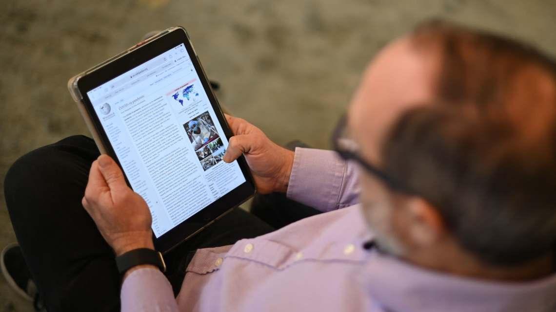 """ويكيبيديا تحارب المعلومات المضللة بـ""""مدونة لقواعد السلوك"""" WWW.MANTOWF.COM"""
