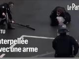 Les-gendarmes-interpellent-une-femme-armée-d-un-fusil-YouTube