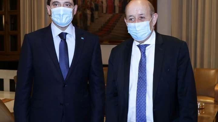 ✅ لودريان لم يلتقِ ساسة لبنان: العقوبات آتية