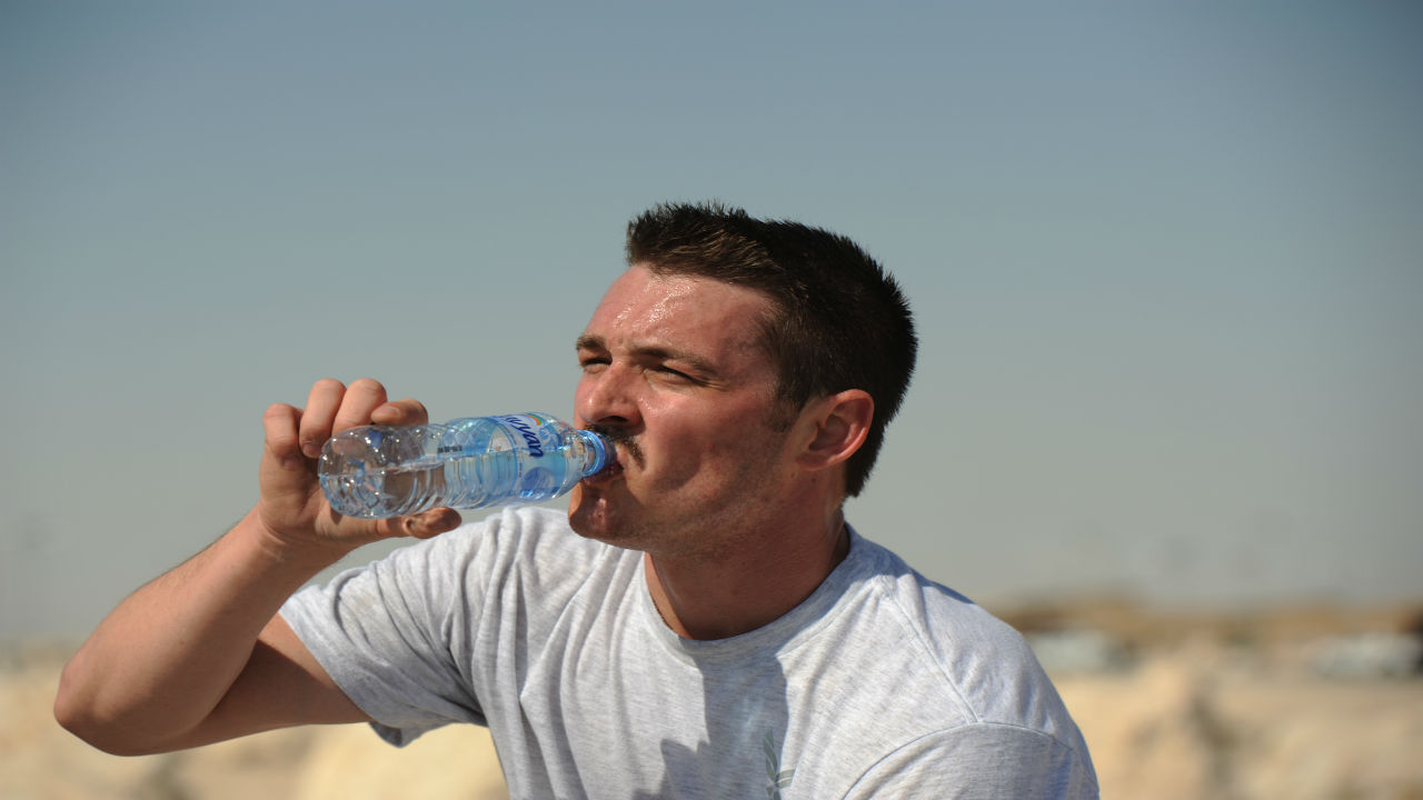 How Much Water Do I Need After Exercise?