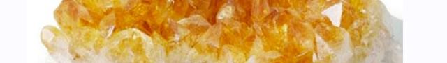 illustrazione quarzo citrino