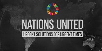 Nations United: Urgent Solutions for Urgent Times   Presented by Thandie Newton