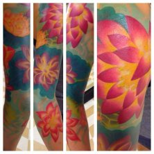 Chris Yaws Tattoos_129