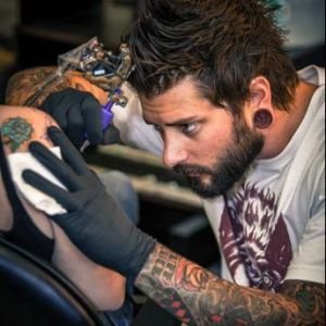 Geno tattoo