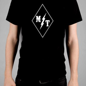 Diamond tshirt front