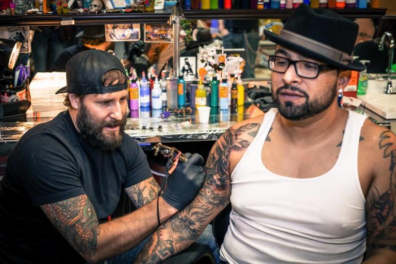 Mantra Tattoo shop