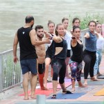 1. Yoga Teacher Training in Rishikesh