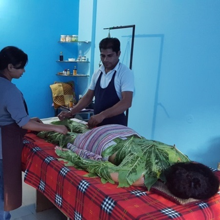 Ayurvedic Treatment in Rishikesh India - Panchakarma