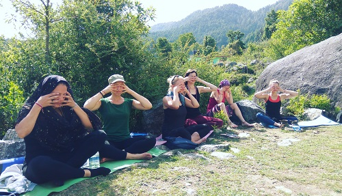 Yoga Reteat in Mcleodganj Dharamsala India - Retreats