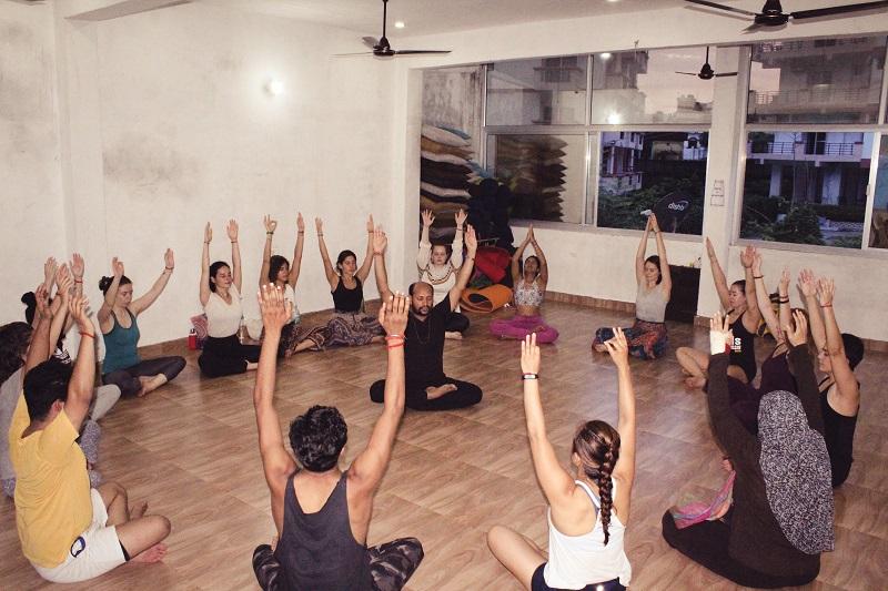 Mantra Yoga Meditation Training India - Meditation for Mental Wellness