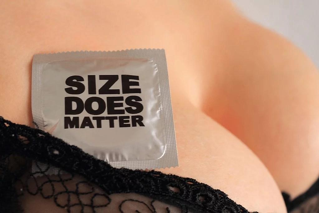 Women Lie Size DOES Matter - Women Lie: Size DOES Matter!