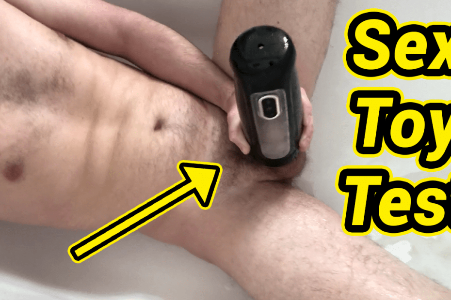 Sex Toy Test #3: The Healthy Way To Masturbate | Sex Toys Pleasure!