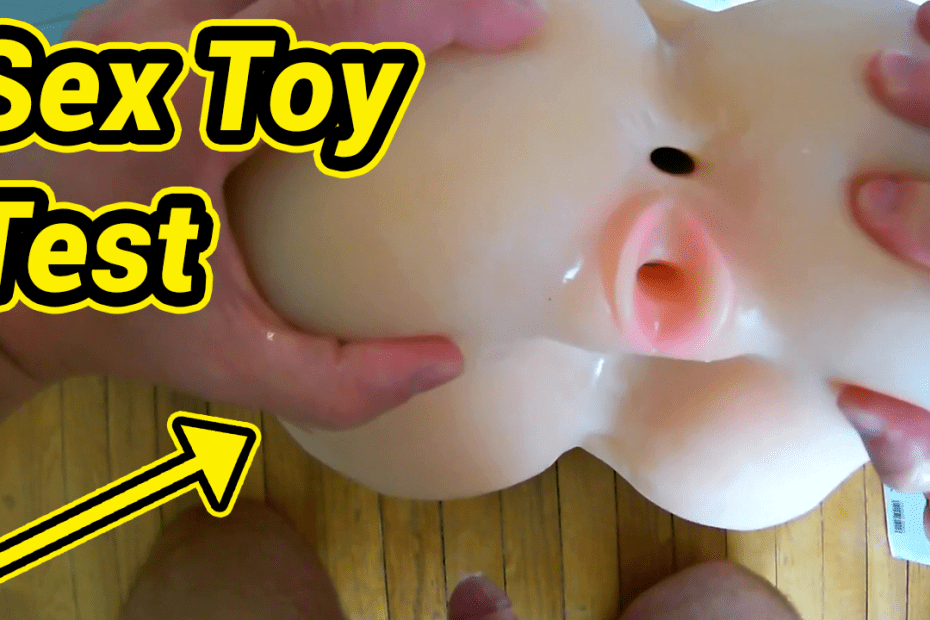 Sex Toy Fuck Test! How To Use Sex Toys