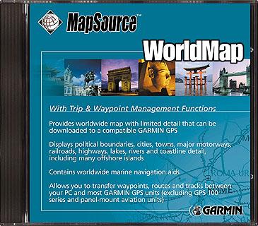 Instal Mapsource Meski Tanpa CD Original (1/6)