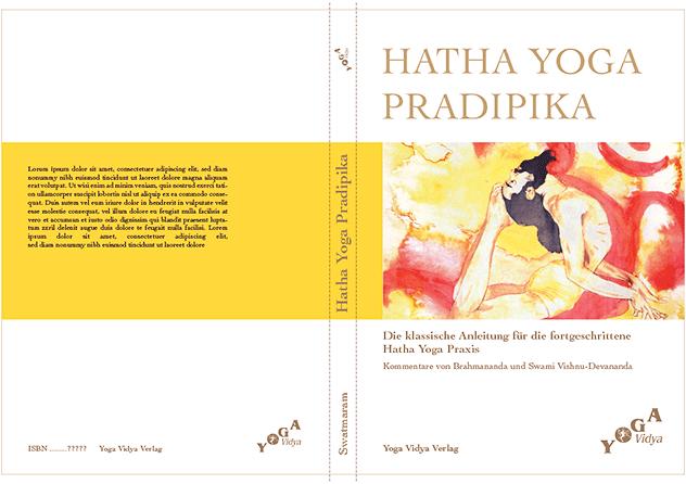 Buch »Hatha Yoga Pradipika« (Umschlaggestaltung 2007)