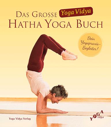 »Das Große Yoga Vidya Hatha Yoga Buch« (Konzeption, Gestaltung; 2014/15)