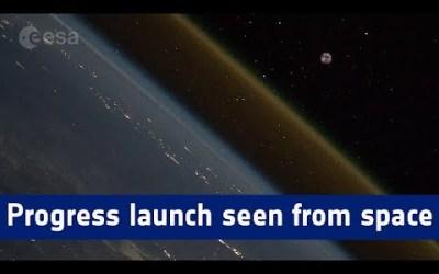 Saliendo de nuestro planeta