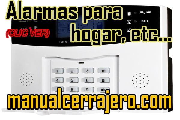 Alarmas para casa | hogar baratas Alarma-inalambrica-gsm-seguridad-antirrobo-sistema-sensor-movimiento-control-remoto
