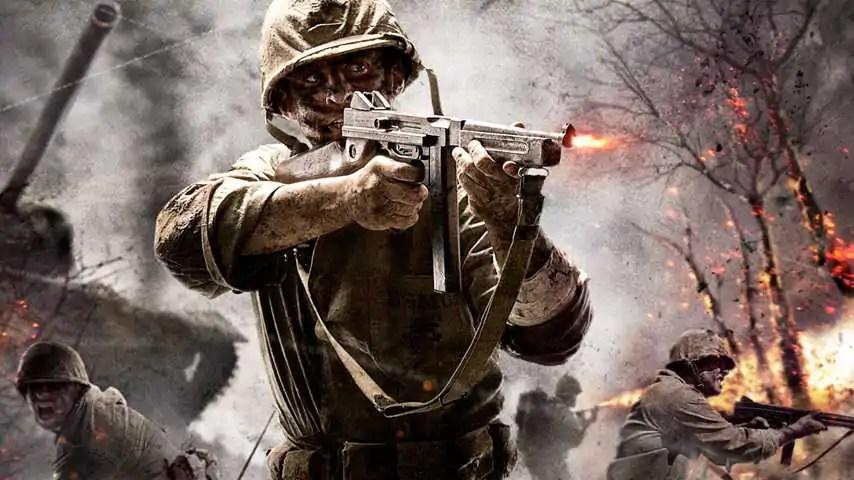 Call of Duty 2021 se passar na Segunda Guerra Mundial, segundo rumores