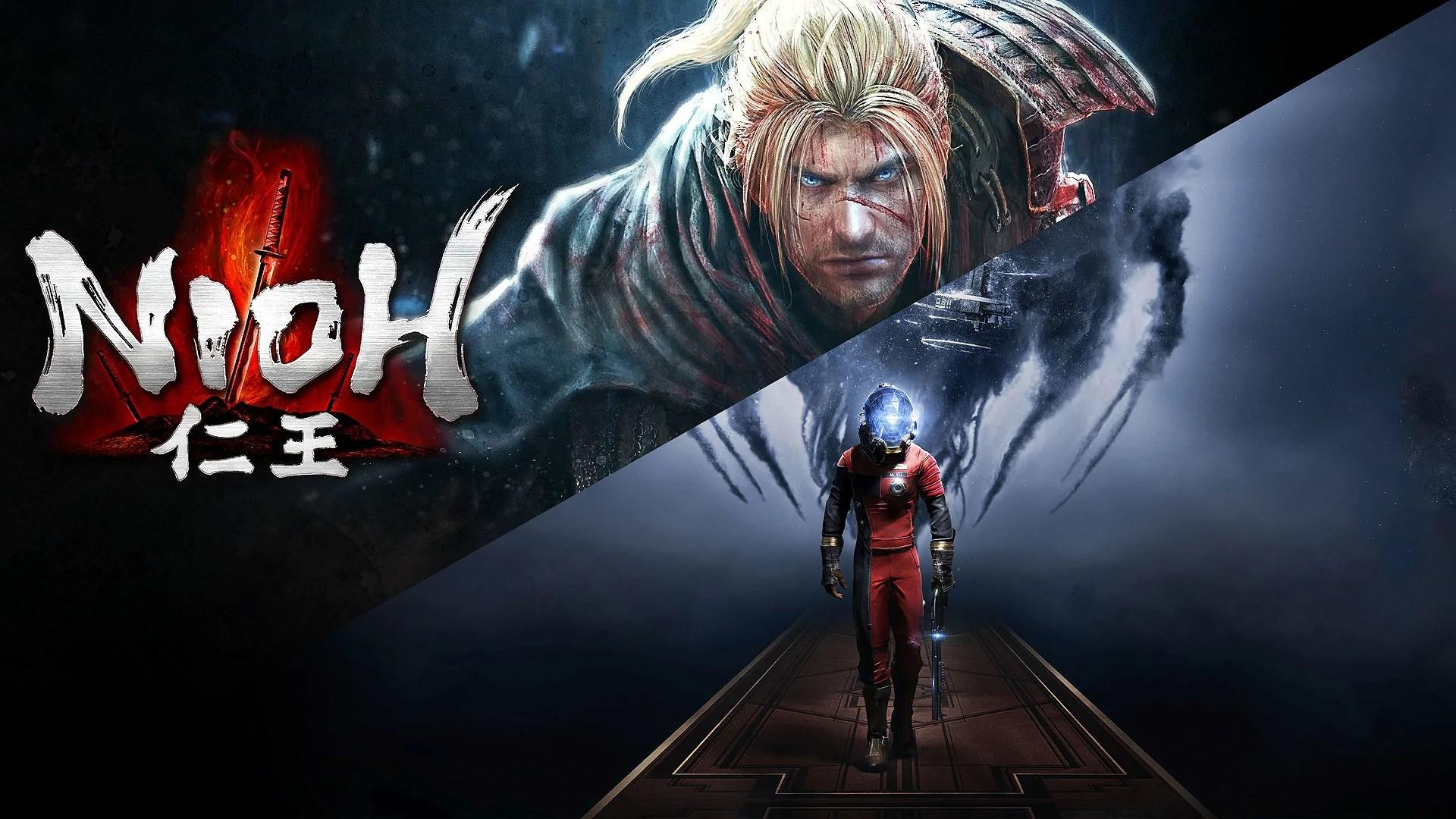 DLC de Nioh e Prey são oAmazon revela jogos mais vendidos do anos maiores lançamentos da semana