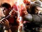 Soulcalibur 6 | Gameplay mostra batalha entre Geralt e Taki