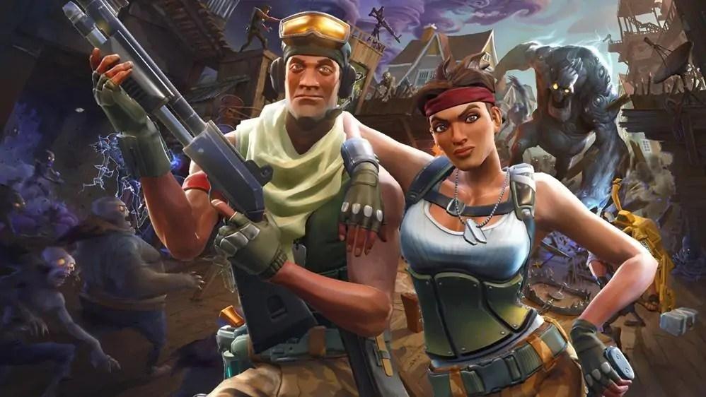 Fortnite    Verhalf der Spieleindustrie zu einem Wachstum von 13%