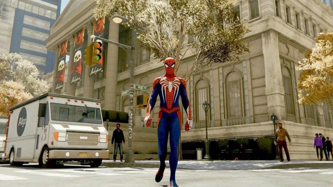Vingadores HOmem-aranha