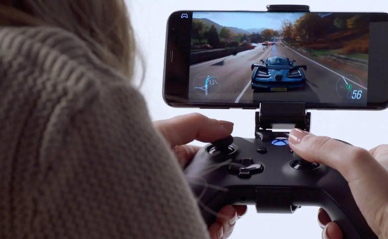 Microsoft |  Mit Project xCloud können Sie jedes Spiel auf jedem Gerät spielen