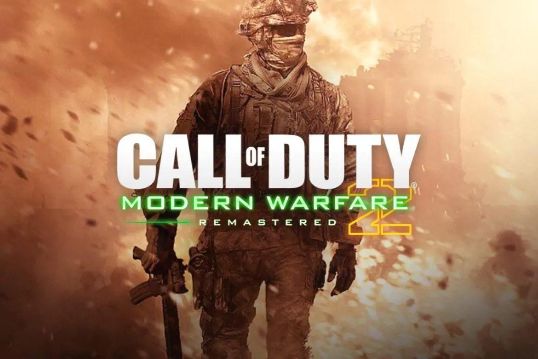 Modern Warfare 2 Remastered Artwork aus den Archiven von Modern Warfare