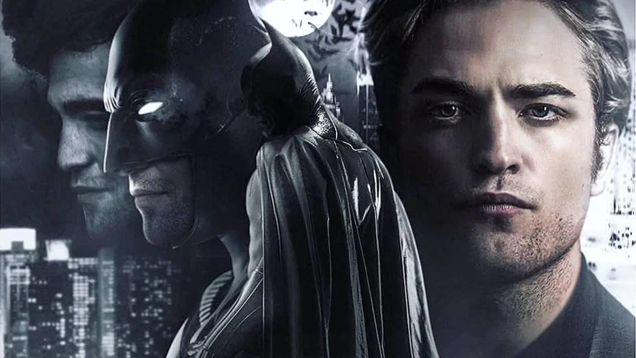 Batman de Robert Pattinson