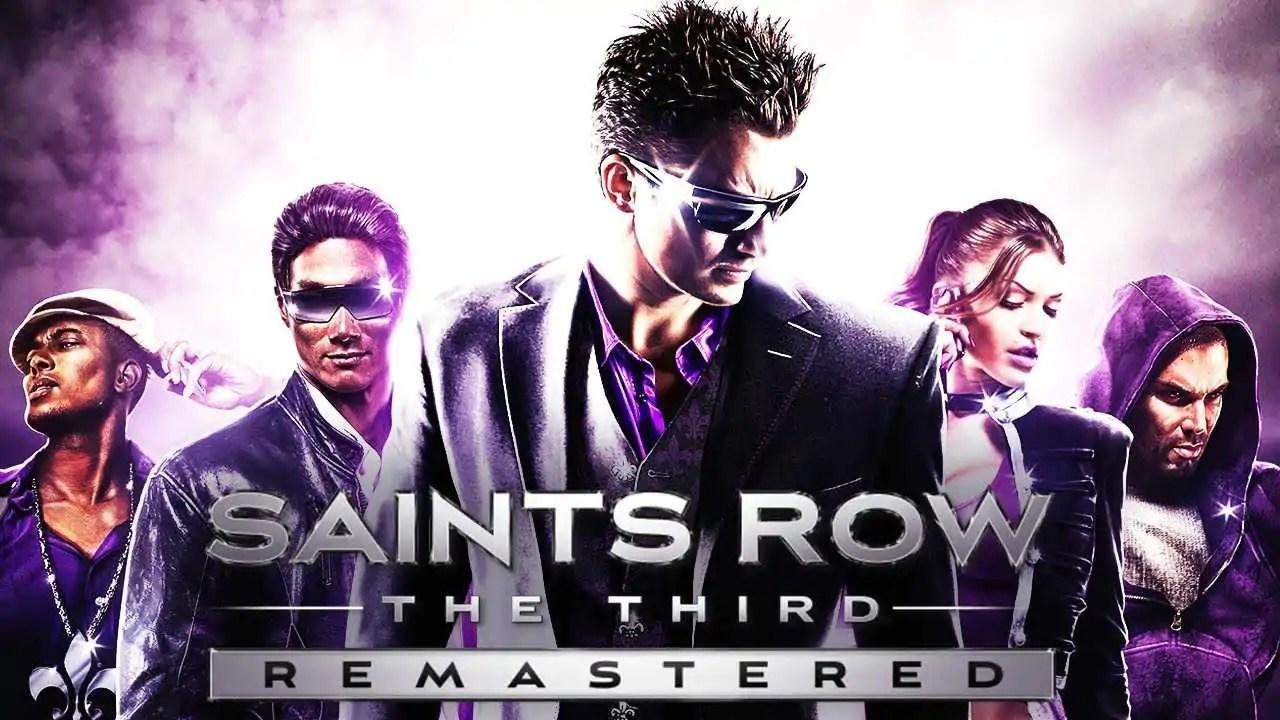 Alerta de jogo grátis | Baixe agora Saints Row: The Third Remastered