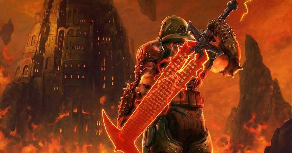 Xbox Game pass Doom Eternal Doom 4 ps5