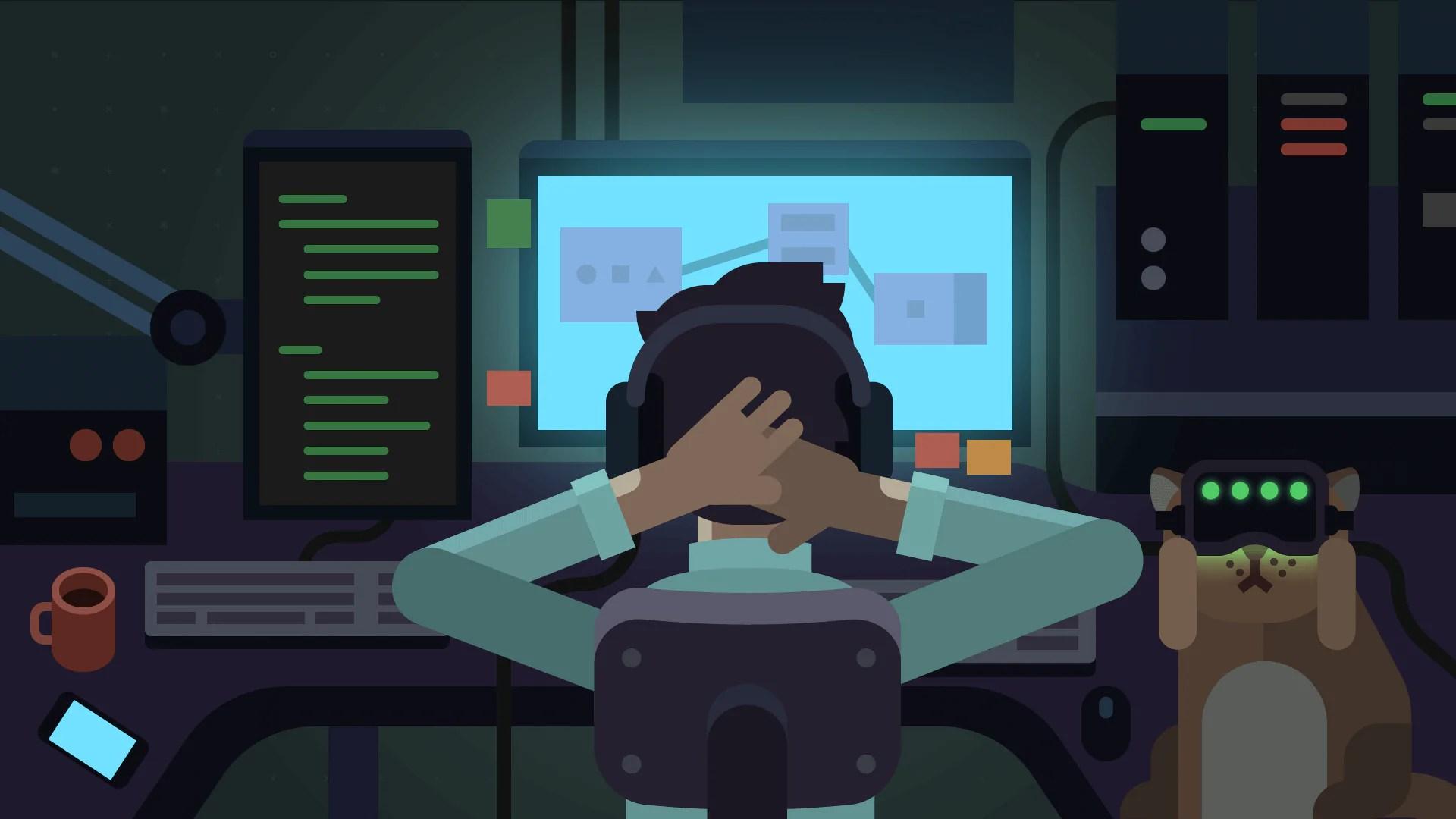 Mais de 3.000 desenvolvedores atrasaram seus jogos devido a pandemia
