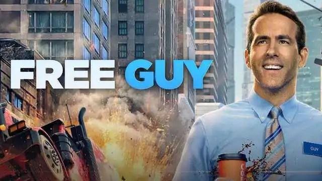 Ryan Reynolds em Free Guy