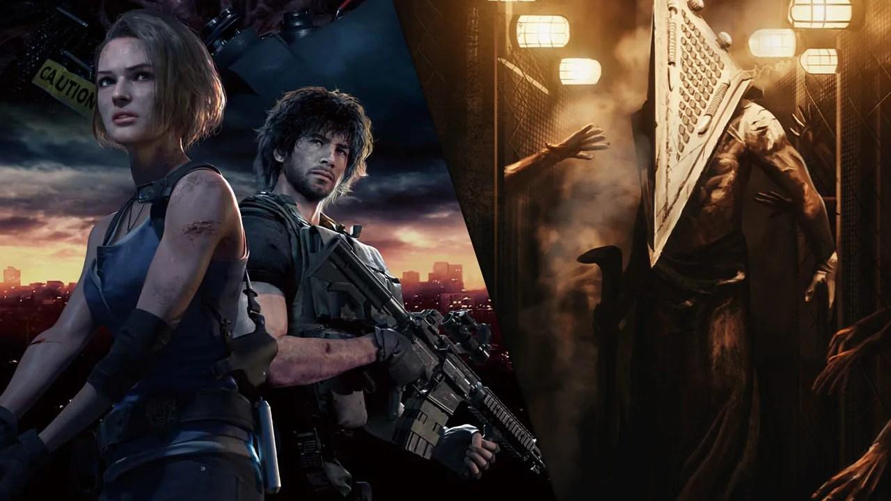 Resident Evil e Silent Hill