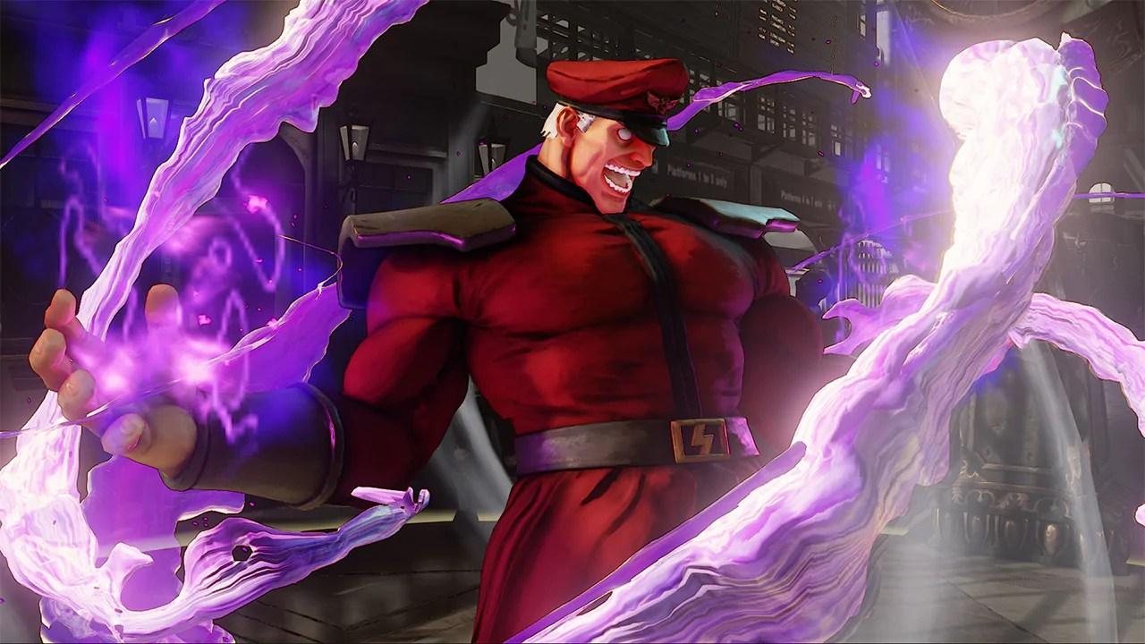 Street Fighter Bison