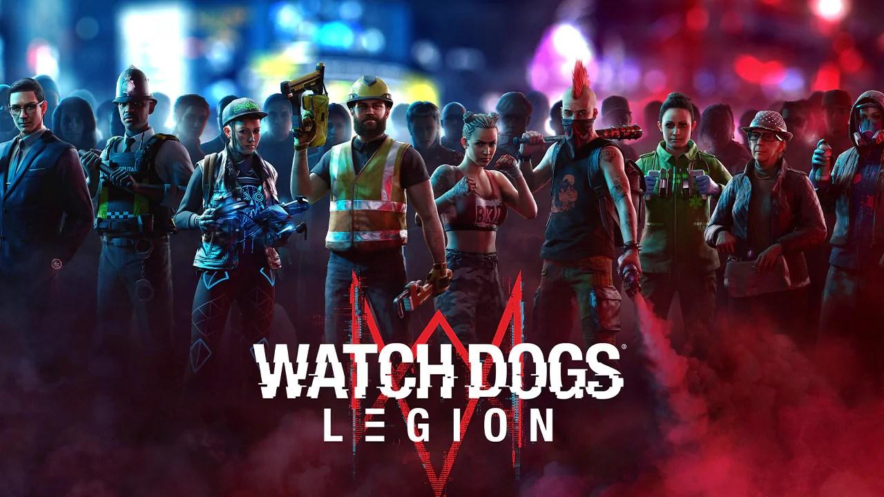 Watch Dogs Legion 1