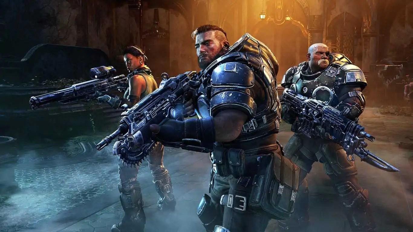 Novo Gears of War está em desenvolvimento para a nova geração