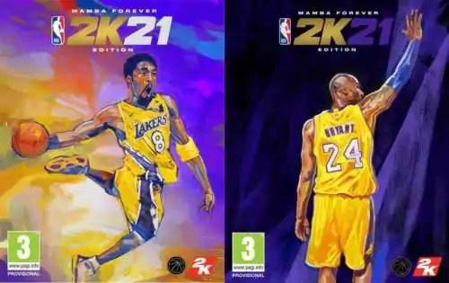 NBA 2k21 Take-Two