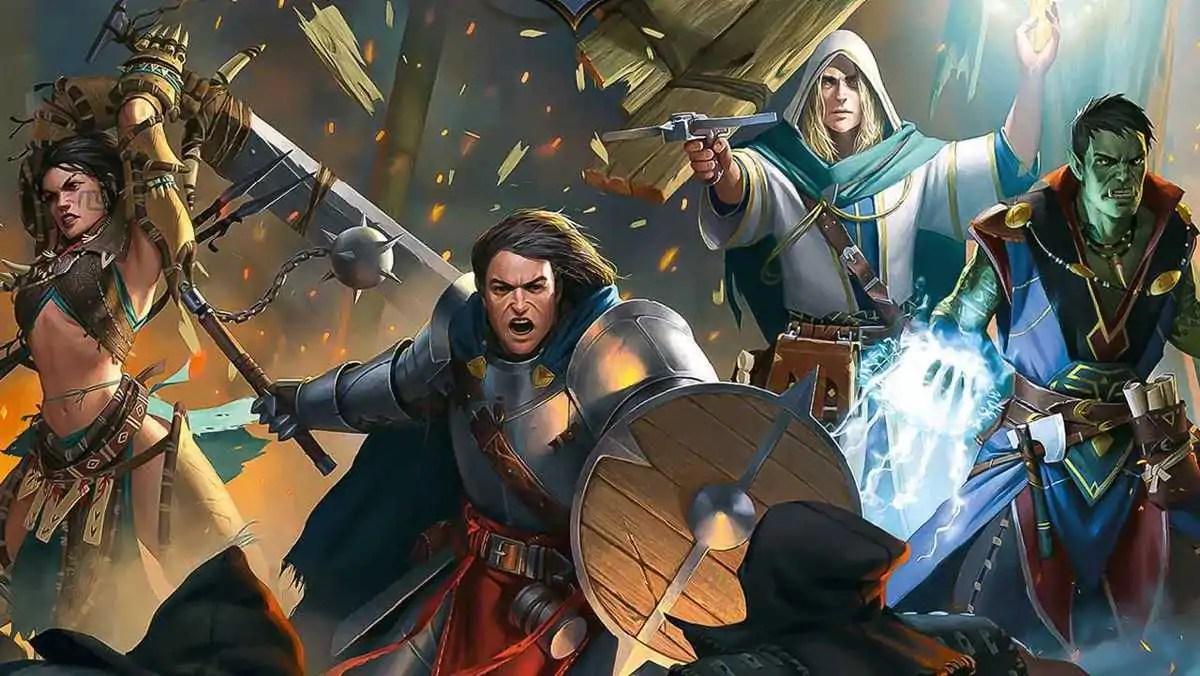 Pathfinder: Kingmaker Definitive Edition PS4
