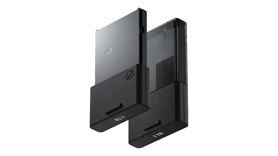 SSD do Xbox vai custar quase o valor de um console no Brasil cartão de expansão de armazenamento Seagate para Xbox Series X | S