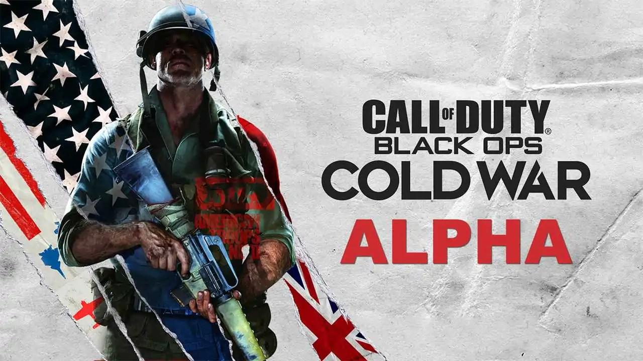 Black Ops Cold War | Alpha aberta é anunciada; confira datas e como jogar