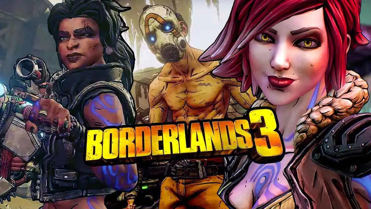 Borderlands 3