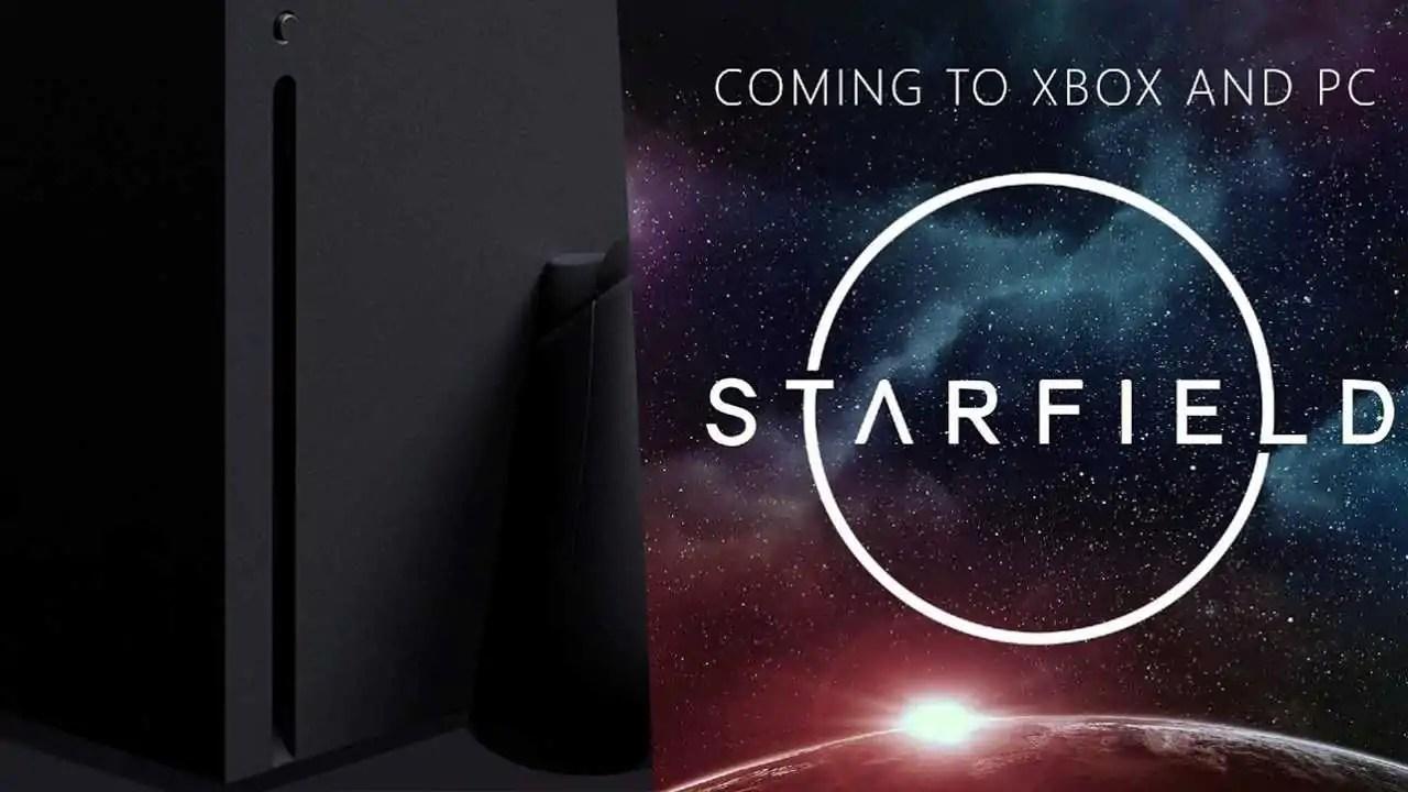 Starfield chega para Xbox e PC, diz executivo da Microsoft