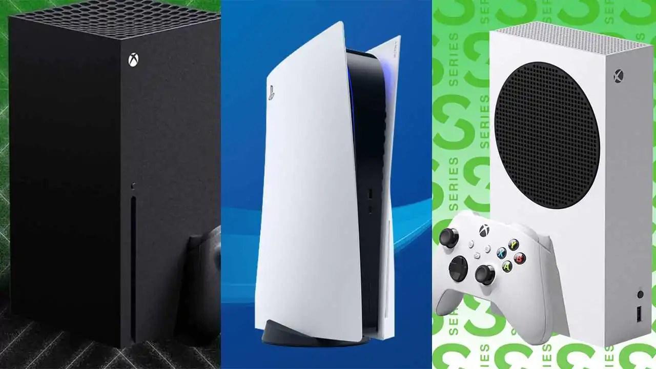 Comparativo | PS5 vs Xbox Series X vs Xbox Series S console