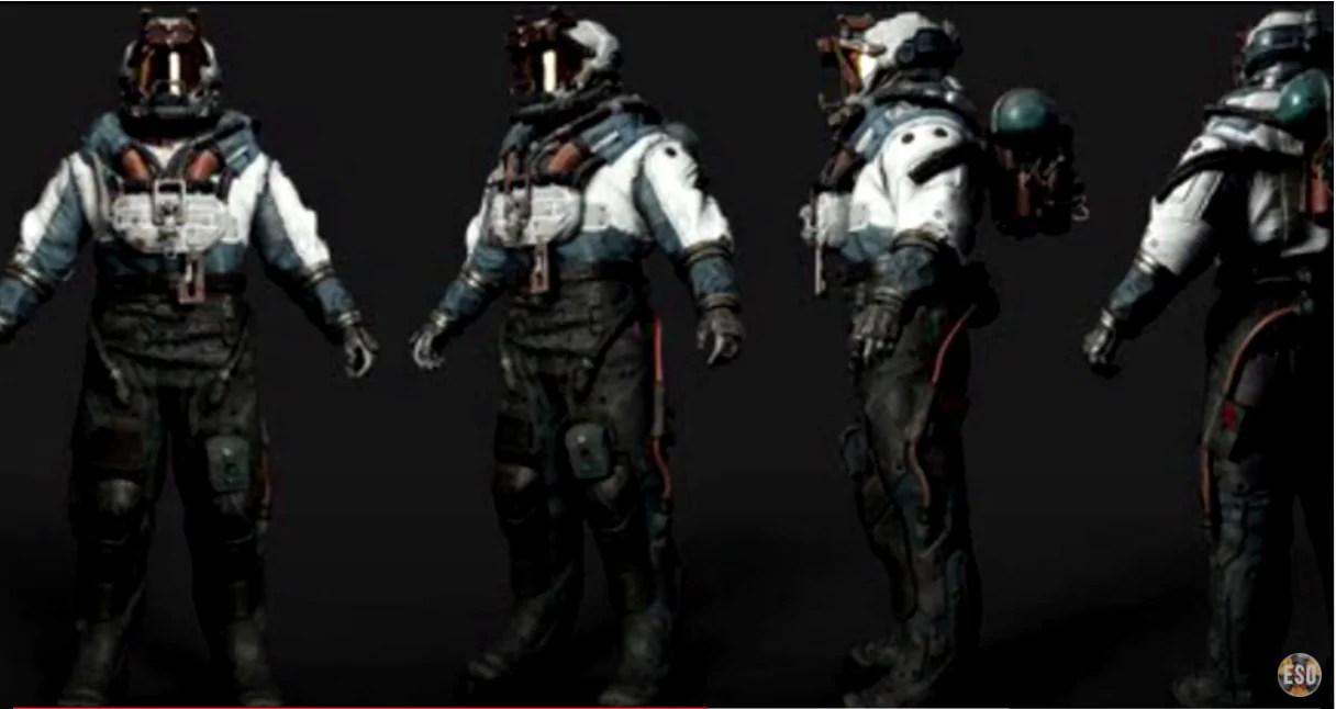 Starfield   Novas imagens vazadas aparecem na internet