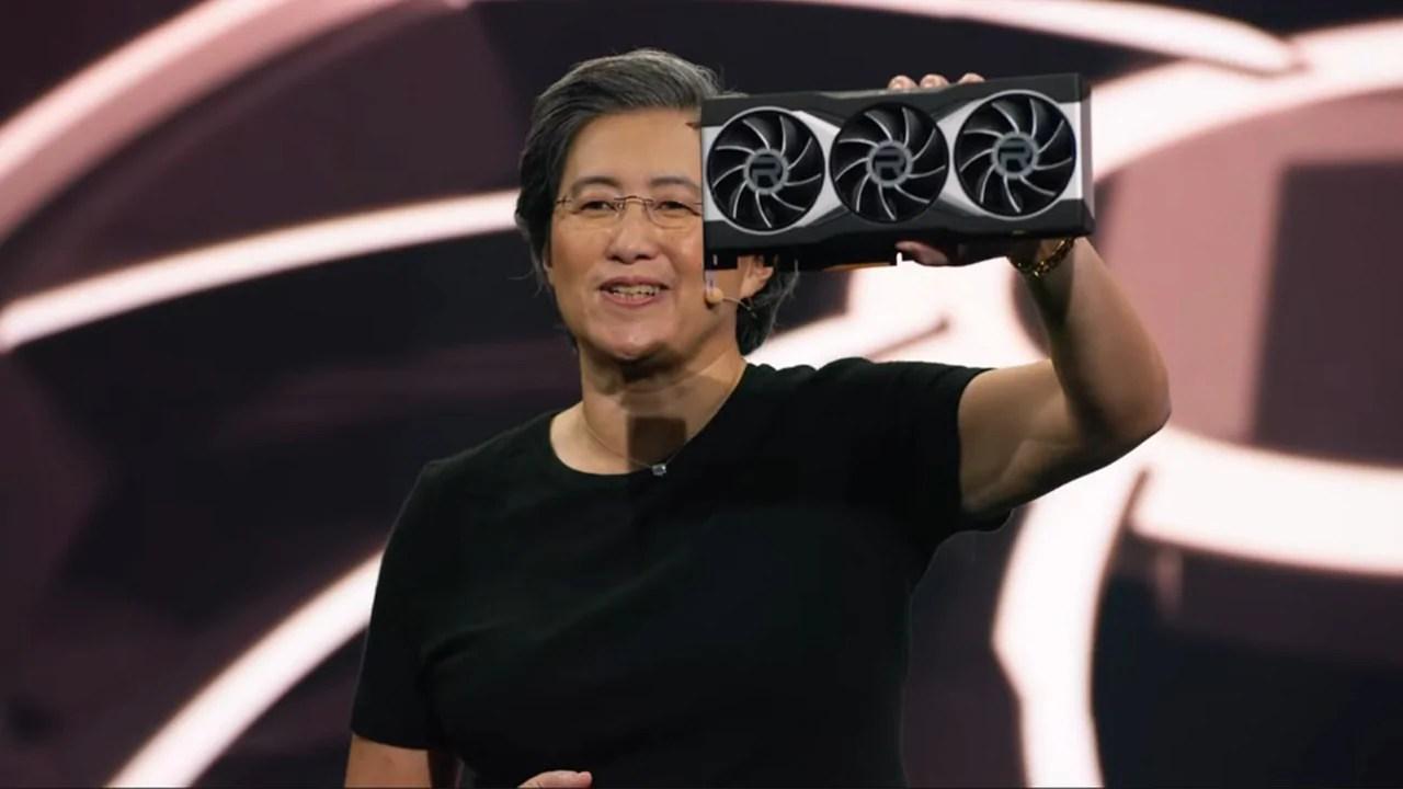 AMD revela novas placas de vídeos para bater a RTX 3080 e RTX 3090