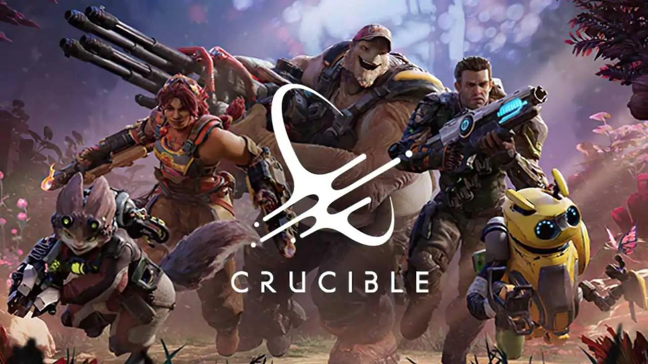 Crucible Amazon