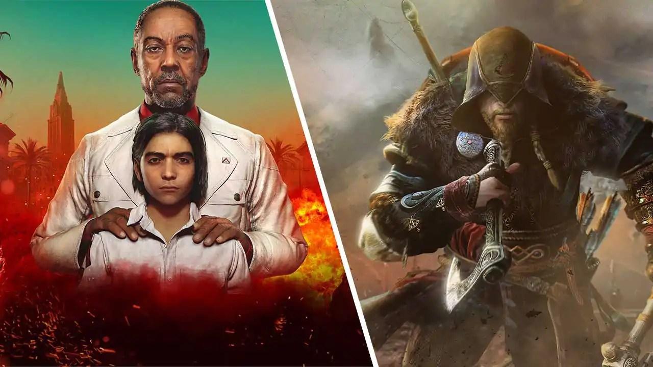 Far Cry 6, AC Valhalla e outros jogos da Ubisoft rodam em 4K/60fps no PS5 e Series X