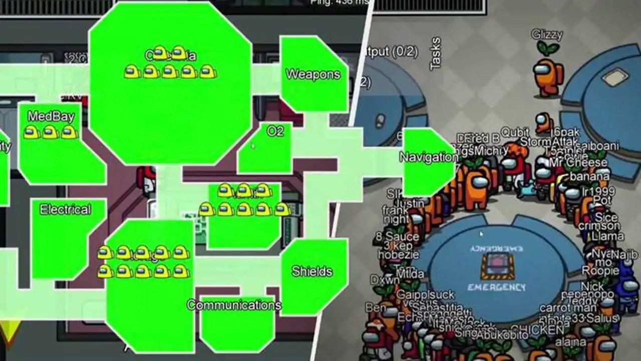 Mod de Among Us permite 69 jogadores em uma partida